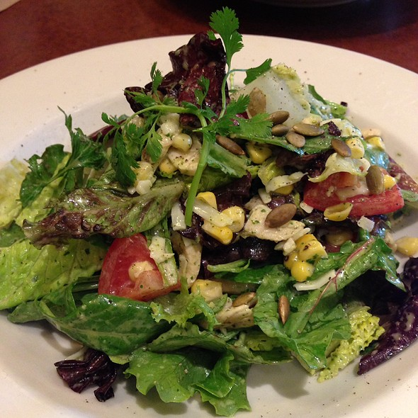 Chicken & Lime Cilantro Salad @ Nordstrom Dallas Galleria