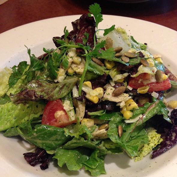 Chicken & Lime Cilantro Salad @ Nordstrom Dallas Galleria