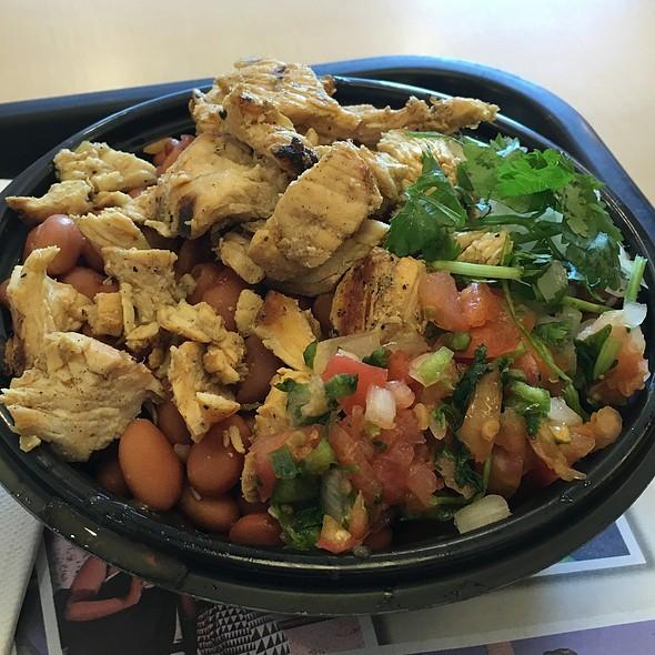 Original Pollo Bowl @ El Pollo Loco