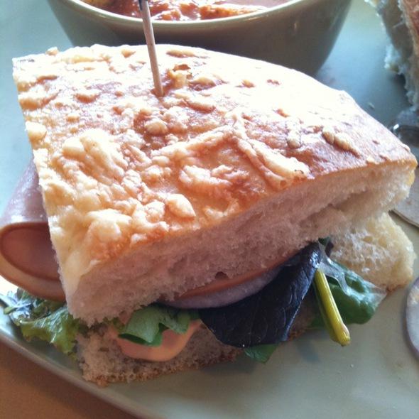Sierra Turkey Sandwich @ Panera Bread