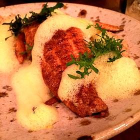 North Carolina Catfish - Piedmont Restaurant, Durham, NC