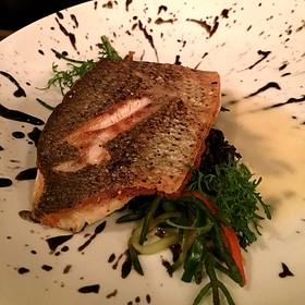 Striped Bass - Piedmont Restaurant, Durham, NC