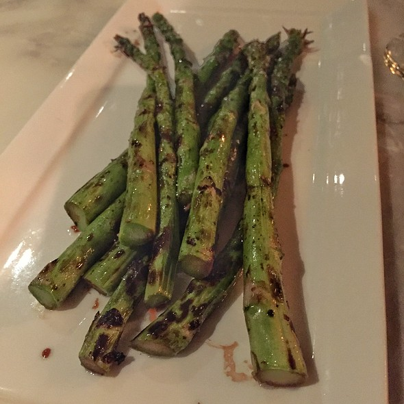 Balsamic Grilled Asparagus - 49 Social, Boston, MA