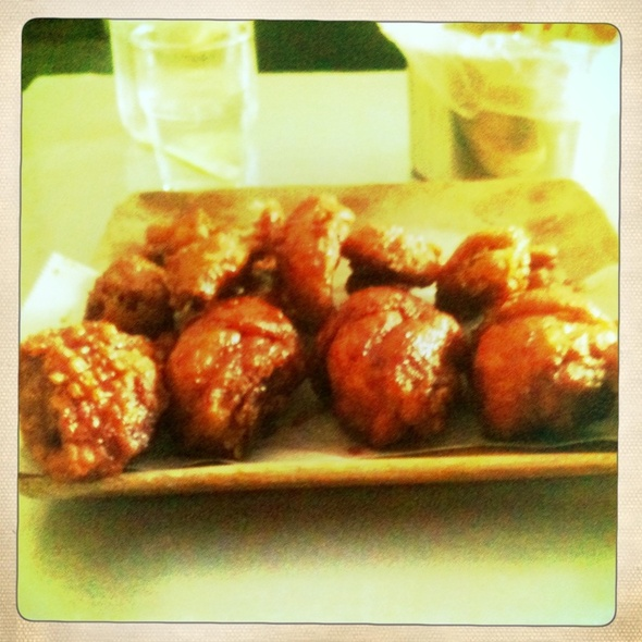 Korean-style Fried Chicken @ Mad For Chicken