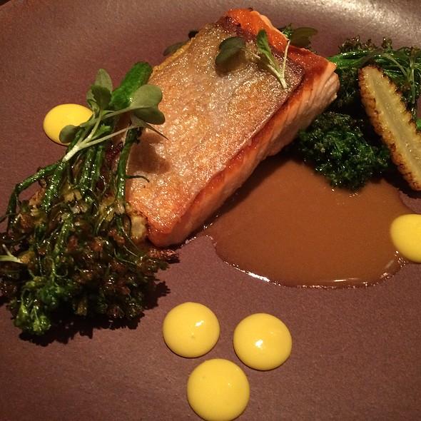 Salmon @ Aziza