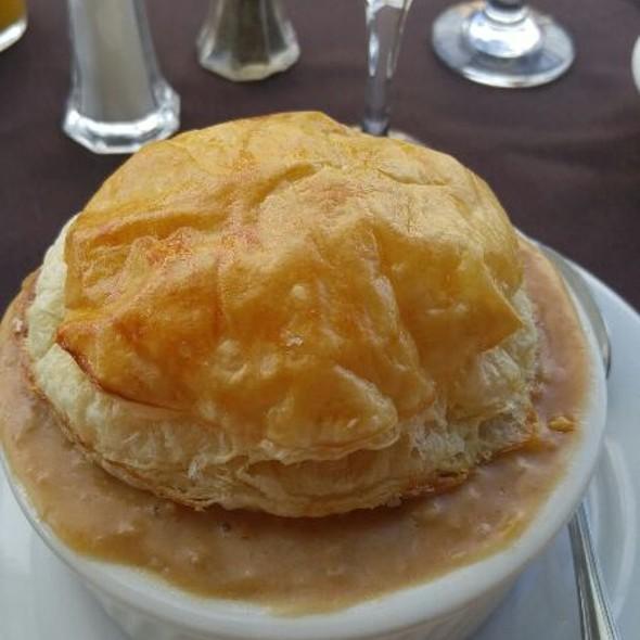 Lobster Pot Pie @ Three Sixty North