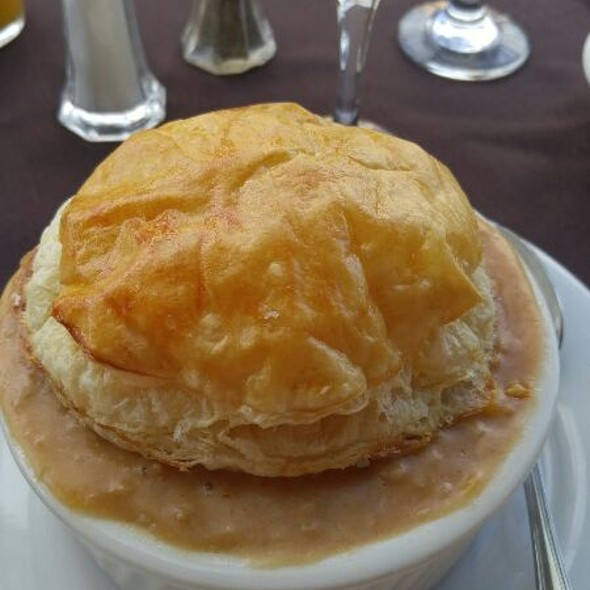 Lobster Pot Pie @ Three Sixty North