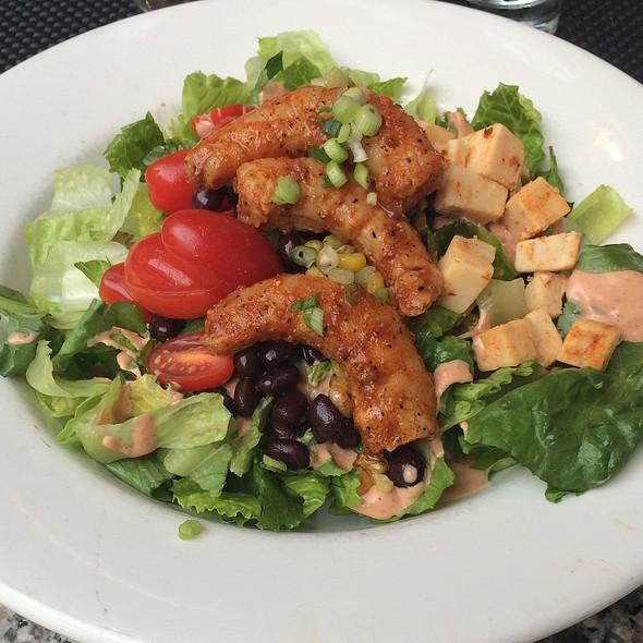 Chile Lime Shrimp Salad @ Café Noma