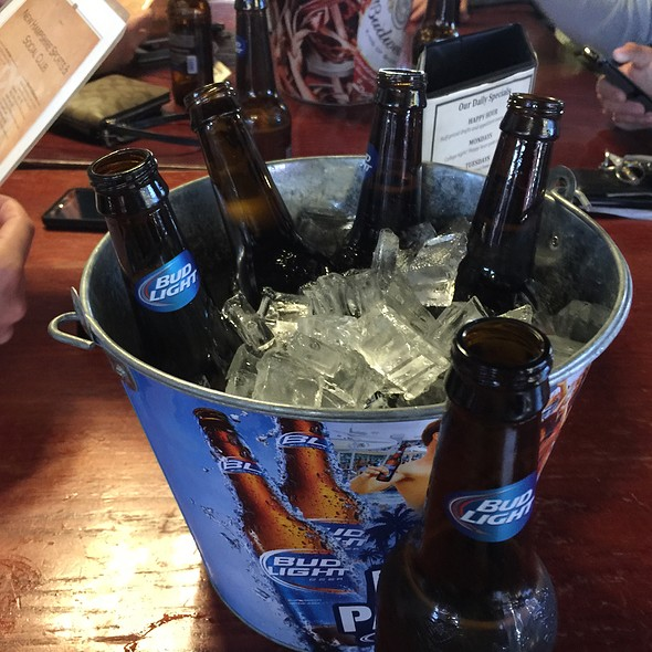 Bucket Of Beer @ Murphy's Taproom