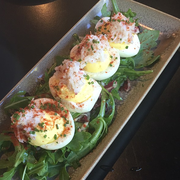 deviled egg @ OSO Sonoma