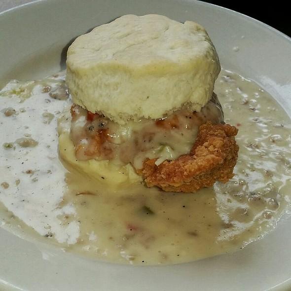 The Charleston Nasty @ Hominy Grill