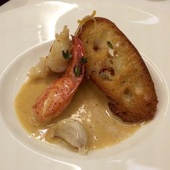 New Orleans Bbq Lobster @ Brennan's Restaurant