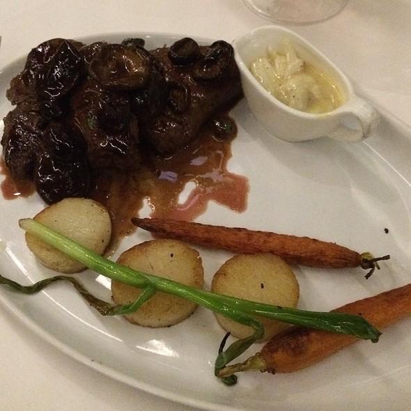 Filet Mignon Oscar Style @ Brennan's Restaurant