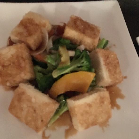 Tofu Teriyaki @ Sushi Damo Damo