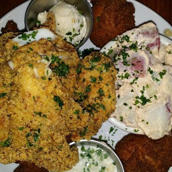 Fried Catfish @ Angeline's Louisiana Kitchen