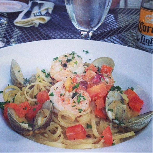 Linguine With Shrimp And Clams - Gennaro's Restaurant & Catering – Princeton, Princeton, NJ