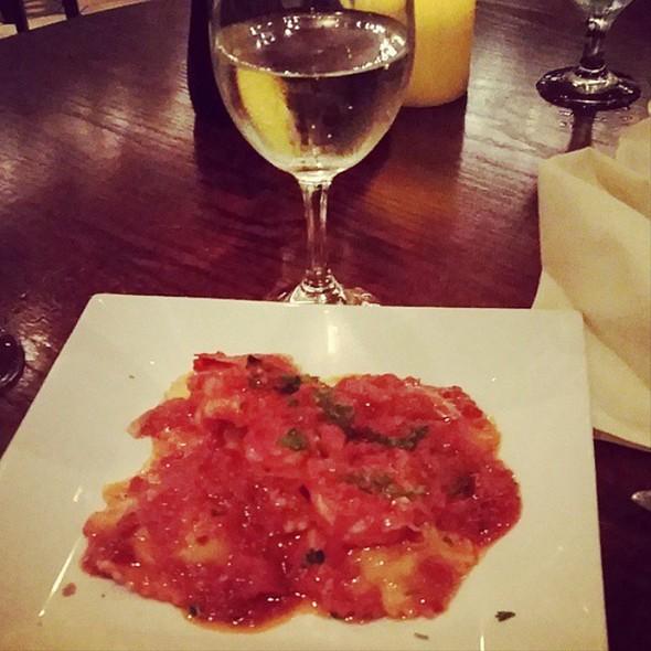Lobster and Shrimp Ravioli - Gennaro's Restaurant & Catering – Princeton, Princeton, NJ