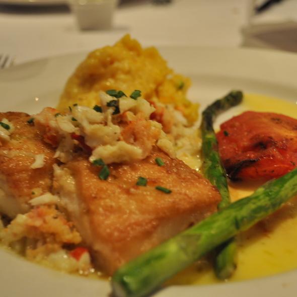 Seared Chilean Sea Bass - Chart House Restaurant - Boston, Boston, MA