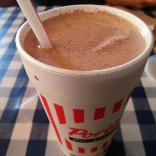 Chocolate Cake Milkshake