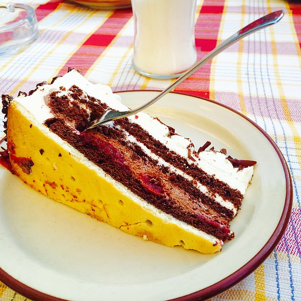 Black Forrest Cake @ Rothenburg