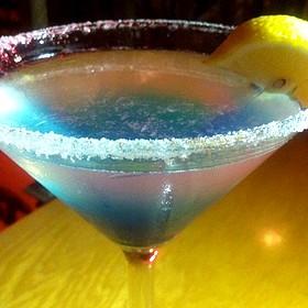 Blueberry Lemon Drop