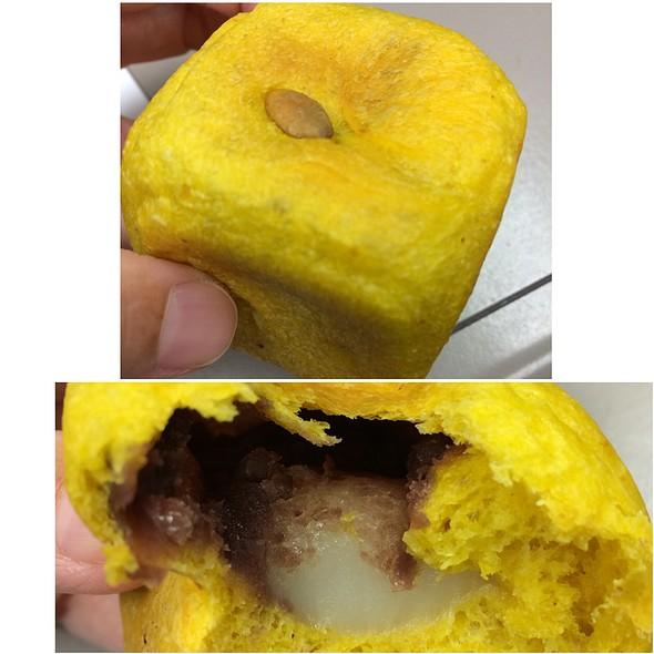 Cube An Pan With Mochi @ Brug Hokkaido Bakery at Shirokiya