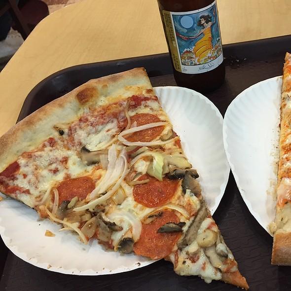 Pepperoni Pizza - Patzeria Family & Friends, New York, NY