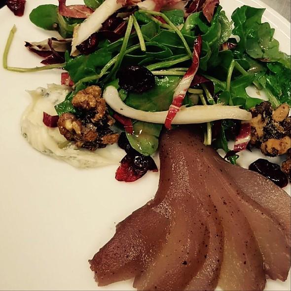 Poached Pear Salad - Capri Seaside Italian Grille, Salisbury, MA