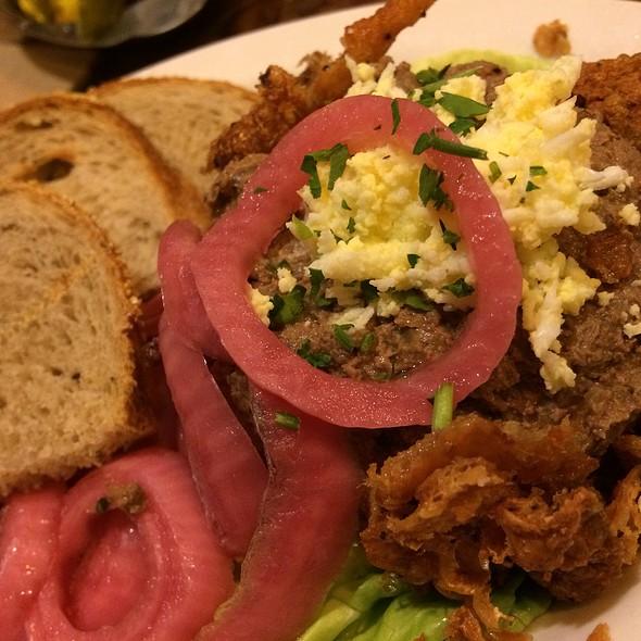 Corned Beef Sandwich @ Wise Sons Jewish Delicatessen
