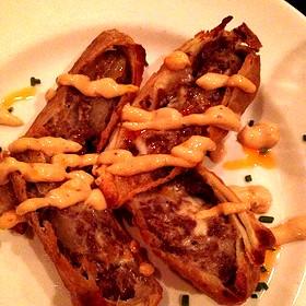 Cheesesteak Eggrolls - Del Frisco's Double Eagle Steak House - Las Vegas, Las Vegas, NV