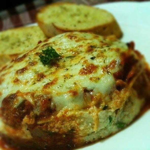 lasagna @ Pizza N Pasta