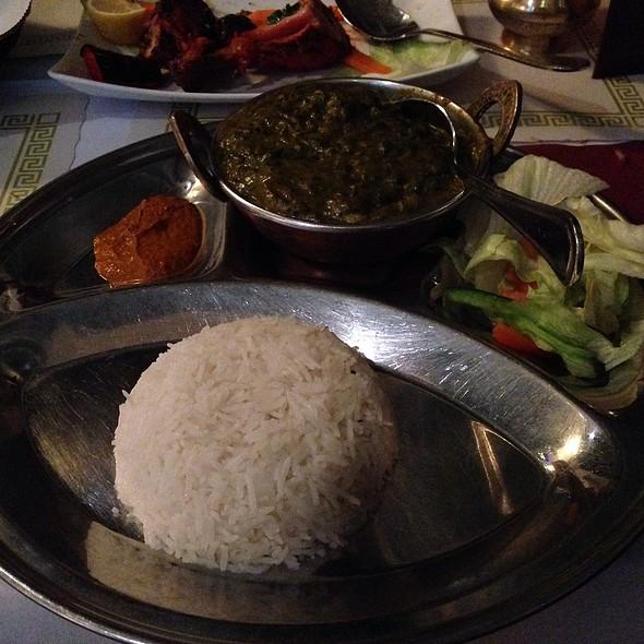 Lambsaag  @ Lumbini Restaurant