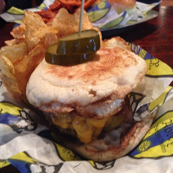 Harrys Bistro Burger @ Abbey Burger Bistro