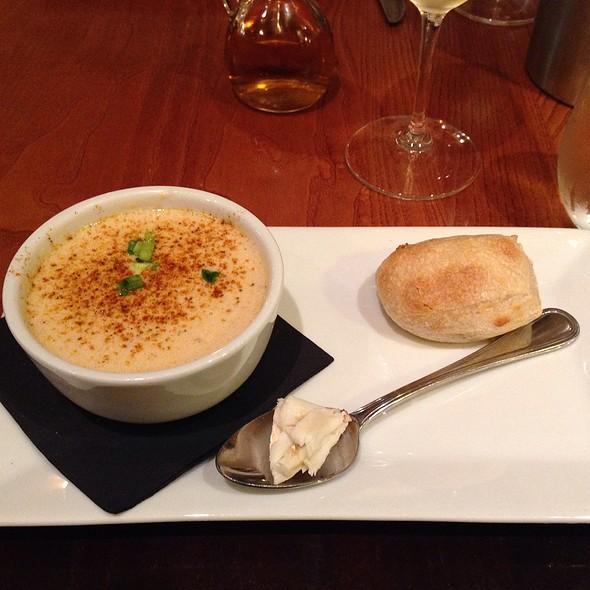 Cream of Crab Soup @ Pairings Bistro
