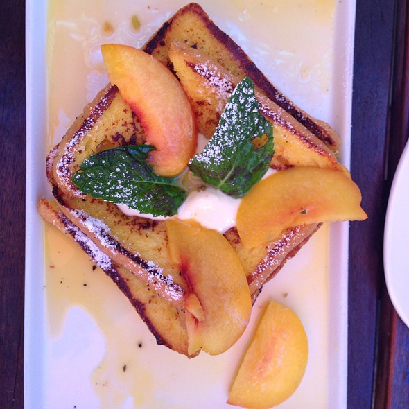 French Toast @ Farm House Local