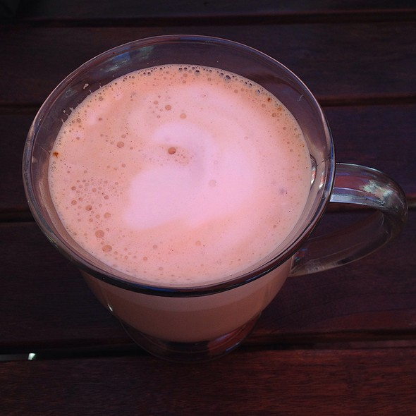 Chai Latte @ Farm House Local