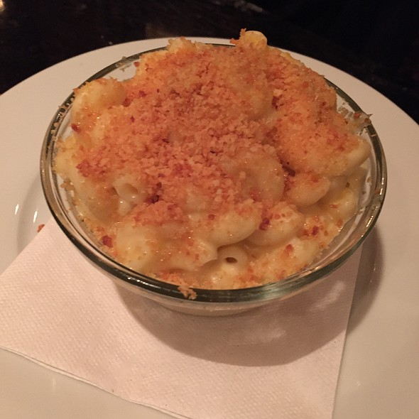 Truffle Oil Mac and Cheese - 49 Social, Boston, MA