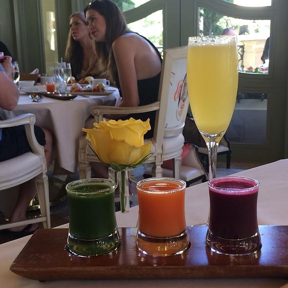 Juice Flight @ Tableau