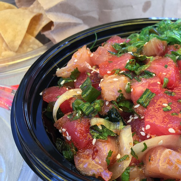Aloha 808 @ Spinfish Poke House