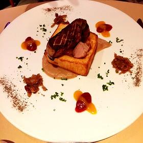 Pain Foie Gras