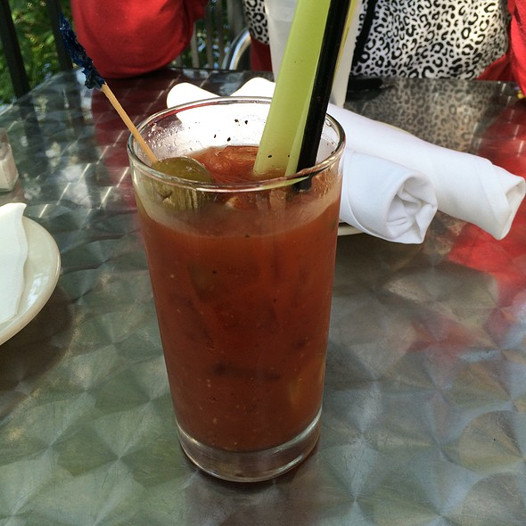 Bloody Mary - Bourbon Blue, Philadelphia, PA