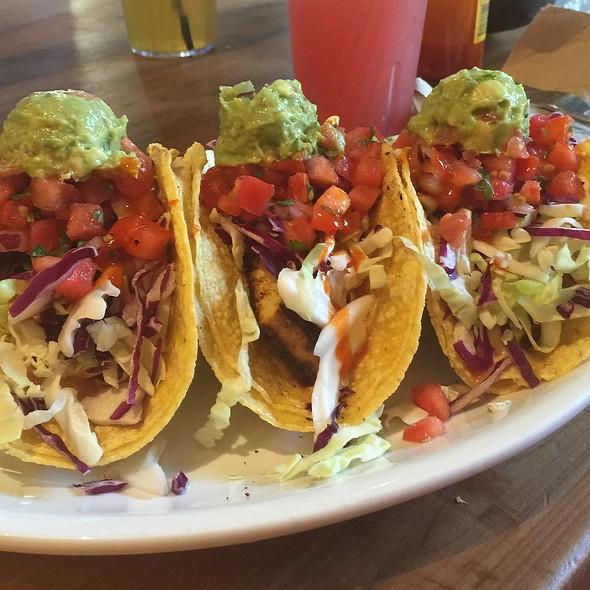 Baja Taco @ Native Foods