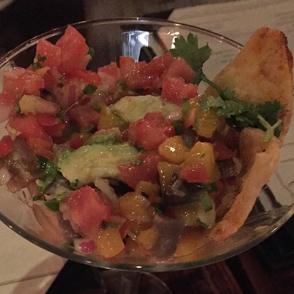 Tuna Ceviche - Isabella - Conshohocken, Conshohocken, PA