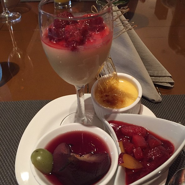 Assorted Dessert  @ Madame Chateau
