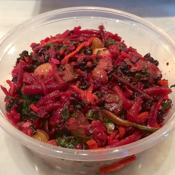 Healthiest Side Salad Ever @ Mendocino Farms