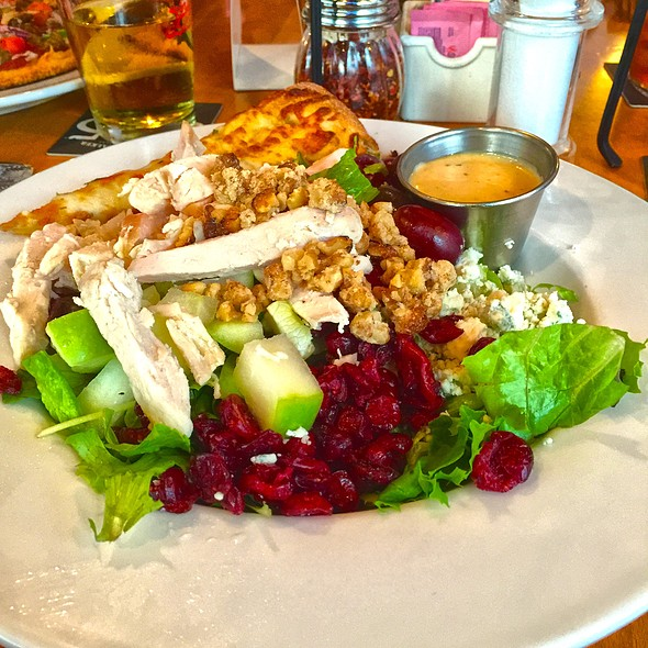 Summer Salad @ Stuft Pizza Bar and Grill