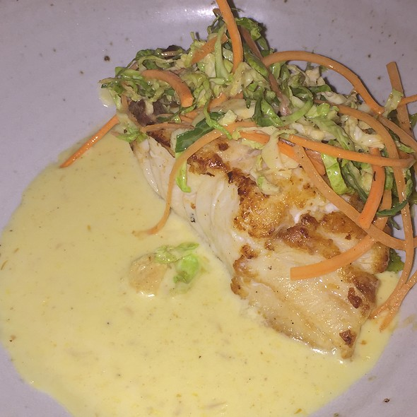 Oven Roasted Gulf Grouper @ Acre