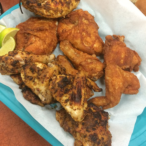 Fried And Grilled Chicken