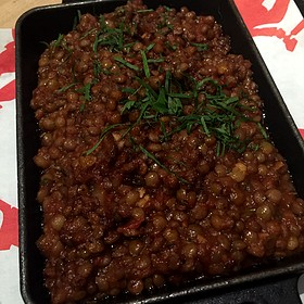 Lentils And Tomatoes