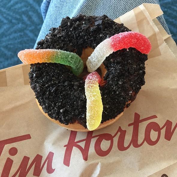 Worms n' Dirt @ Tim Horton's